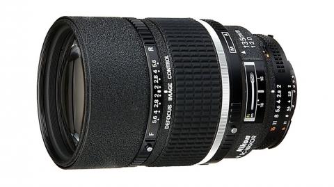 AF 135 mm f/2 D DC