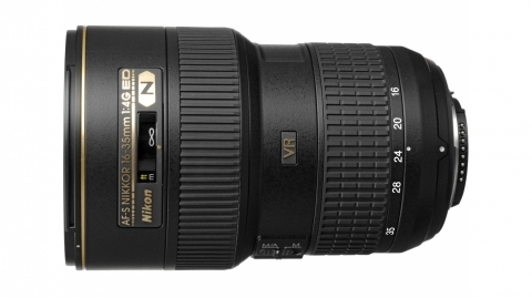 AF-S 16-35 mm f/4 G ED VR