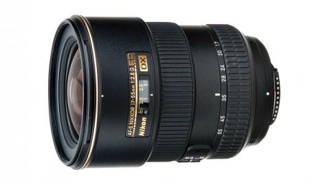 AF-S DX 17-55 mm f/2.8 G IF ED