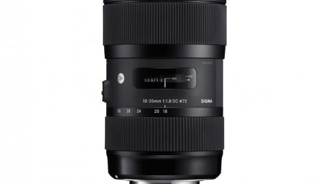 Sigma Art 18-35  f/1.8 DC HSM objektív Canonhoz