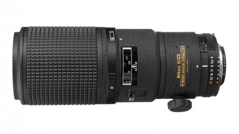 AF 200 mm f/4 D IF ED MC