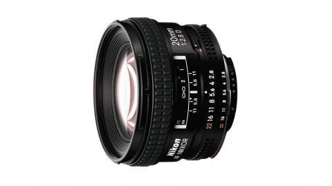 AF 20 mm f/2.8 D