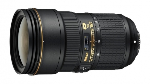 AF-S 24-70 mm f/2.8 E ED VR