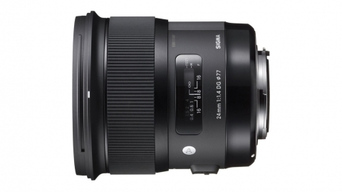 Sigma 24mm f/1.4 (A) DG HSM objektív Canonhoz