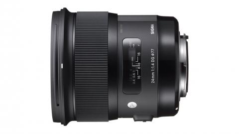 Sigma 24mm f/1.4 (A) DG HSM objektív Nikonhoz