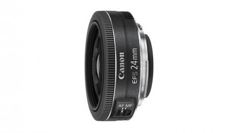 Canon EF-S 24mm f/2.8 STM objektív