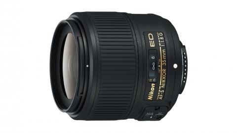 AF-S FX 35 mm f/1.8 G