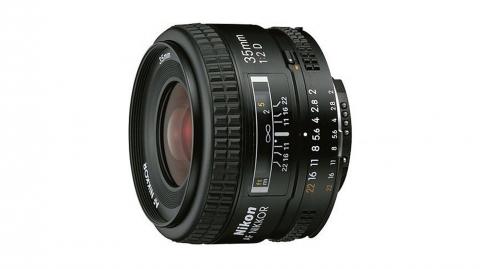 AF 35 mm f/2 D