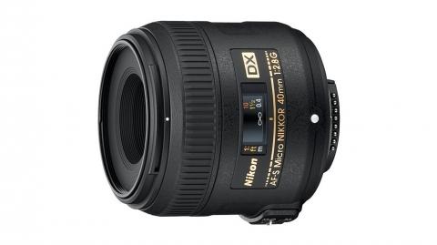 AF-S DX 40 mm f/2.8 G ED Micro