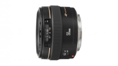Canon EF 50mm f/1.4 USM objektív