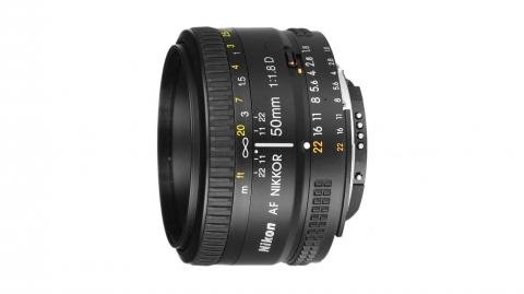 AF 50 mm f/1.8 D