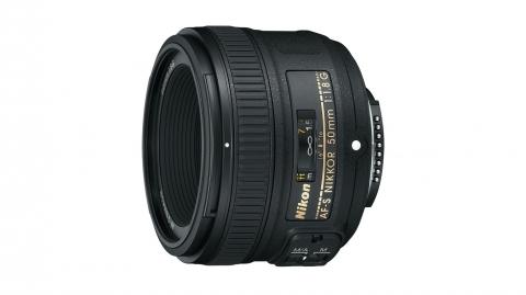 AF-S 50 mm f/1.8 G