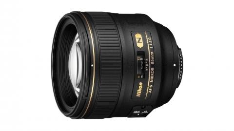 AF-S 85 mm f/1.4 G