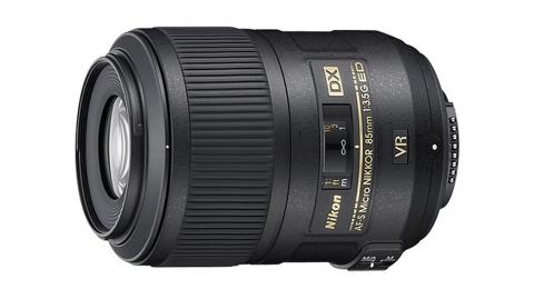 AF-S DX 85 mm f/3.5 G ED VR Micro