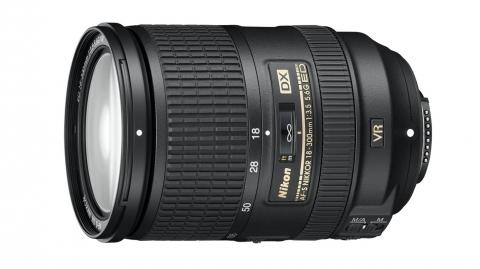 AF-S DX 18-300 mm f/3.5-5.6 G ED VR