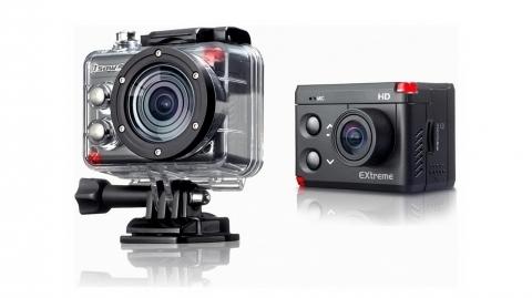 ISAW Extreme Full HD Sportkamera