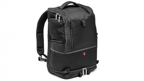 Manfrotto Advanced Tri L-es kamera és laptop hátizsák DSLR