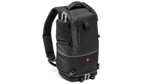 Manfrotto Advanced Tri S kamera és laptop hátizsák DSLR/MILC
