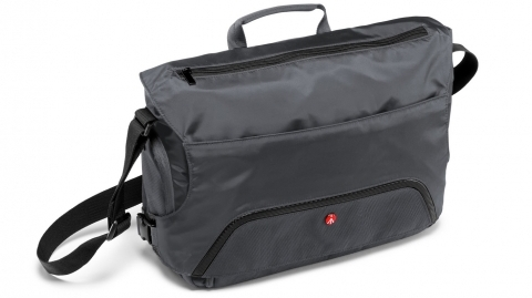 Manfrotto Advanced Befree Messenger DSLR/CSC válltáska (szürke)