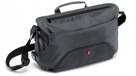 Manfrotto Advanced PIXI Messenger DSLR/CSC válltáska (szürke)