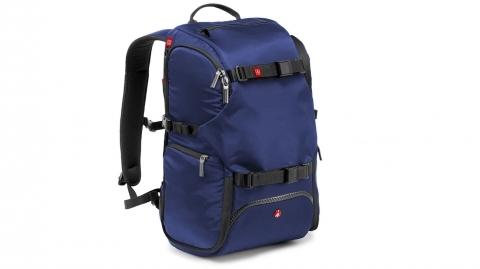 Manfrotto Advanced Travel hátizsák DSLR és laptop számára (kék)