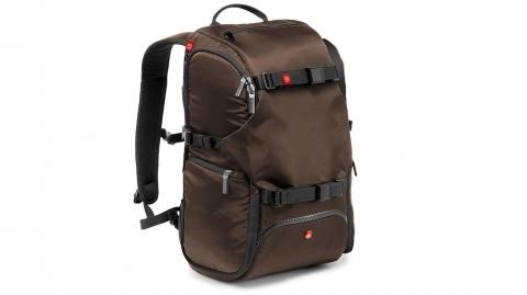 Manfrotto Advanced Travel hátizsák DSLR és laptop számára (barna)