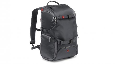 Manfrotto Advanced Travel hátizsák DSLR és laptop számára (szürke)