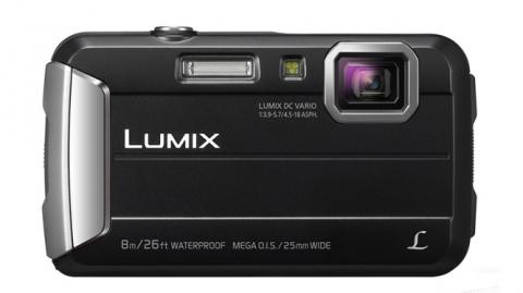 Panasonic DMC-FT30EP (fekete) digitális fényképezőgép