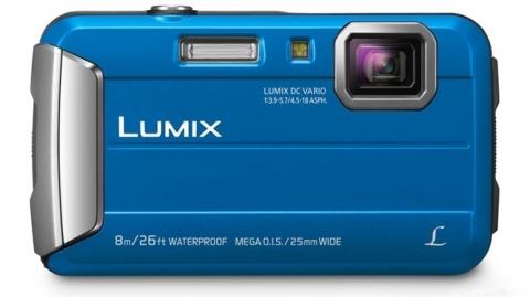 Panasonic DMC-FT30EP (kék) digitális fényképezőgép