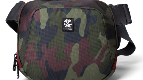 Crumpler Quick Escape 600 Camo