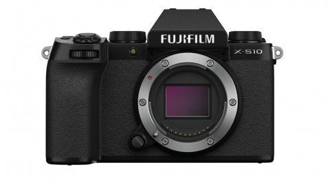 Fujifilm X-S10 váz (fekete)