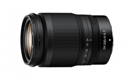Nikon Nikkor Z 24-200mm f/4-6,3 VR