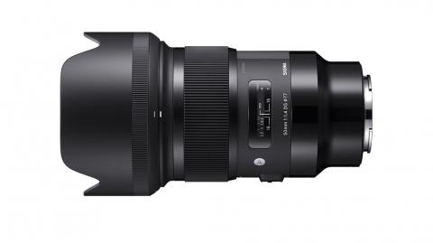 Sigma 50mm f/1.4 (A) DG HSM (Sony A, Nikon F, Canon EF, Leica L)
