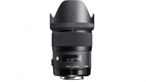 Sigma 35mm F/1.4 (A) DG HSM (Nikon F, Canon EF )