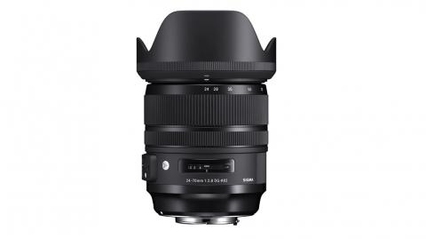 Sigma 24-70mm f/2.8 DG OS HSM (Nikon F, Canon EF)