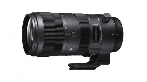 Sigma 70-200mm f/2.8 DG OS HSM Sport (Nikon F, Canon EF)