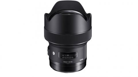 Sigma 14mm f/1.8 DG HSM (A) (Nikon F, Canon EF)