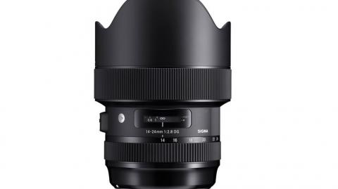 Sigma 14-24mm f/2,8 (A) DG HSM (Nikon F. Canon EF)