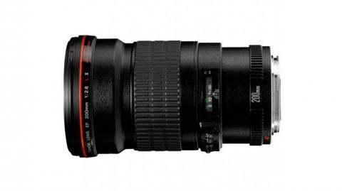 Canon EF 200mm f/2.8L II. USM objektív