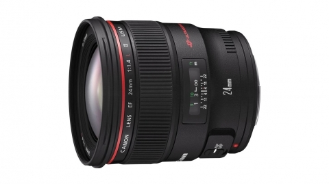 Canon EF 24mm f/1.4L II. USM objektív