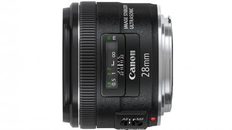 Canon EF 28mm f/2.8 IS USM objektív