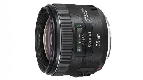 Canon EF 35mm f/2 IS USM objektív