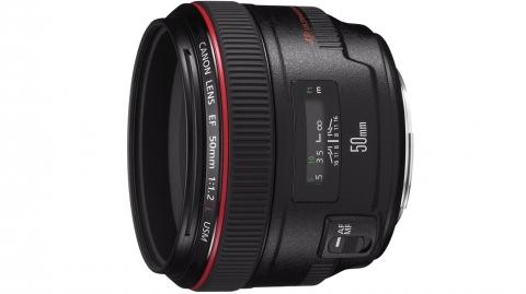 Canon EF 50mm f/1.2L USM objektív
