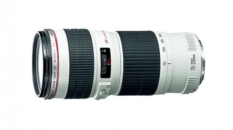 Canon EF 70-200mm f/4L USM objektív