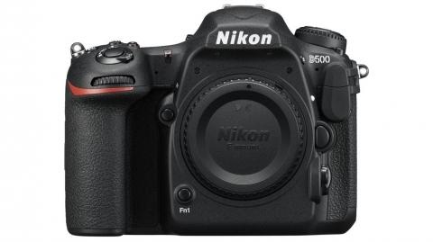 Nikon D500 (2év) váz