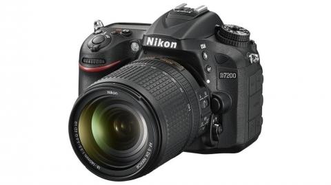 Nikon D7200 + AF-S DX Nikkor 18-140 mm VR