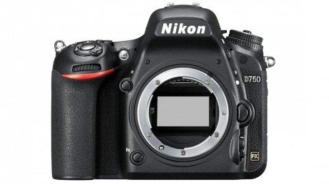 Nikon D750 DSLR fényképezőgép váz