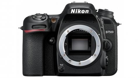 Nikon D7500 fényképezőgép váz (3év)