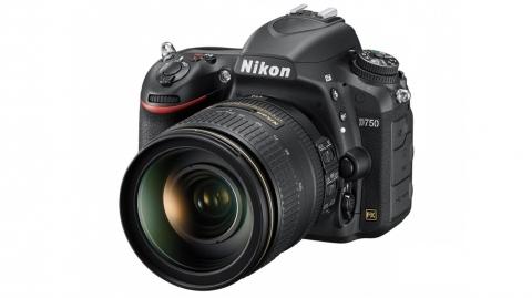 Nikon D750 + 24-120 mm f/4 VR DSLR fényképezőgép kit