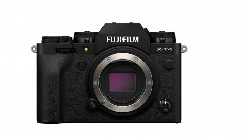Fujifilm X-T4 váz (fekete/ezüst)
